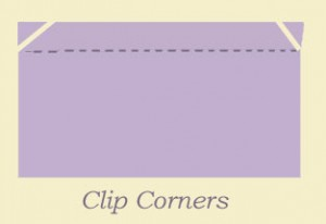 Clip Corners