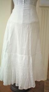 Antique PetticoatA