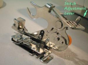 Stitch Lever