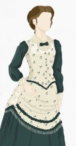 Overskirt and Bodice