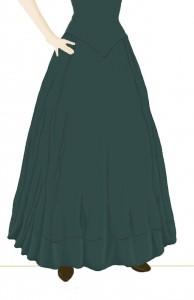 First Layer: Skirt