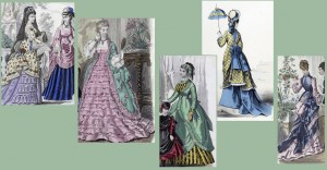 Victorian Color Combinations