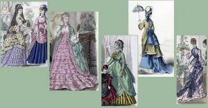 Victorian Color Combinations