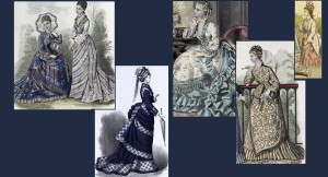 Victorian Patterned Fabrics