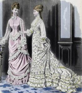 Revue de la Mode, 1876