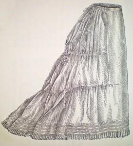 Trained Petticoat