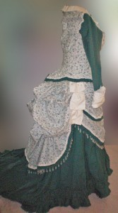 Calico Day Dress
