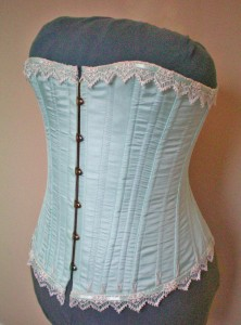 Corset, Front View