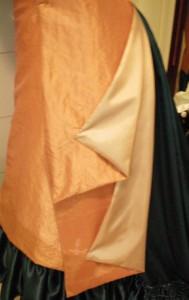 Side Overskirt