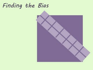 Finding the Bias