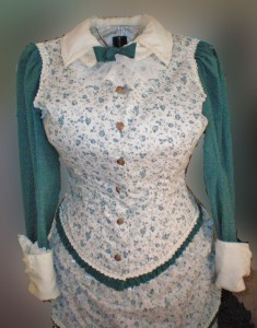 Closeup of Bodice
