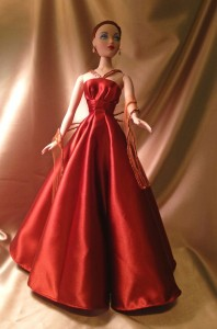 Empire Ballgown
