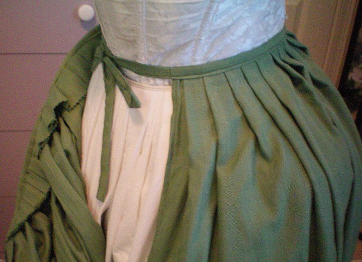 18th Century Petticoats | Yesterday\'s Thimble
