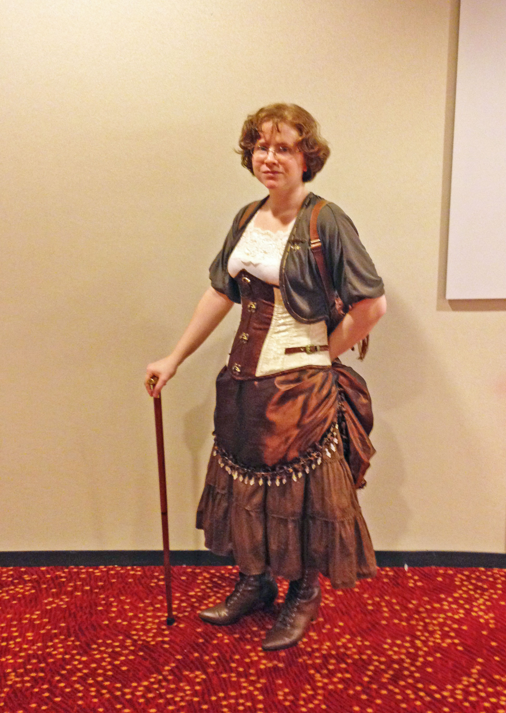 Ste&unk Costume ~ DragonCon 2014  sc 1 st  Yesterdayu0027s Thimble : historical costuming  - Germanpascual.Com