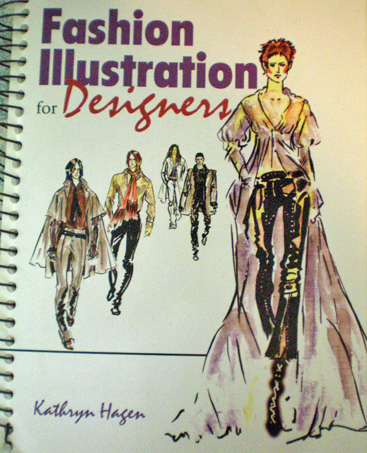 Fashion Book Covers : Fashion illustration for designers yesterday s thimble