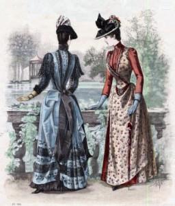 1889 Summer Dresses