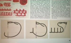 Blanket-Stitching