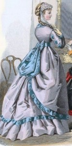 Closeup of Left Dress