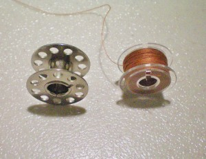 Metal vs. Plastic Bobbins