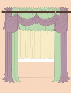 Curtain Sketch