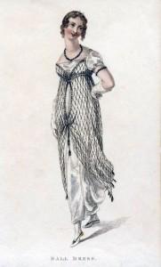 Ball Dress, 1810