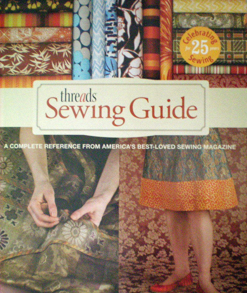Book Cover Sewing Guide : Threads sewing guide yesterday s thimble