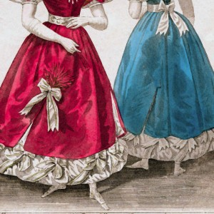 Closeup of Skirts