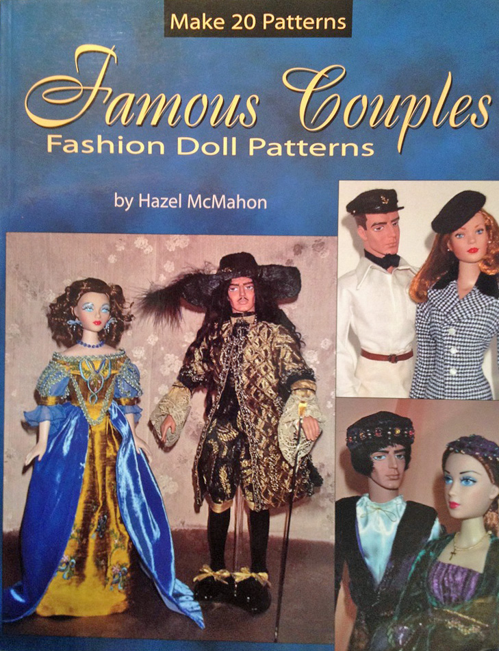 Free Sewing Patterns for Fashion Doll Clothes - The Spruce Crafts 44