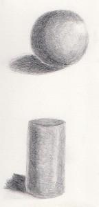 Sphere & Cylinder