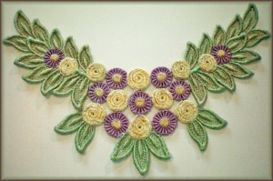 Dyed Applique