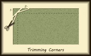 Trimming Corners