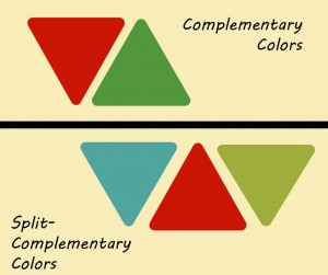Complementary & Split-Complementary Schemes
