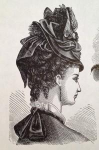 Hat, 1876