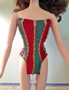 Decorated Leotard