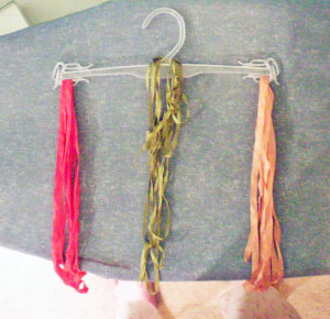 Drying Ribbon