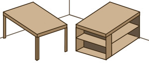 Cutting Tables