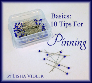 10 Tips For Pinning
