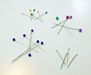 Variety of Pins