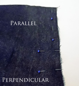 Parallel vs Perpendicular
