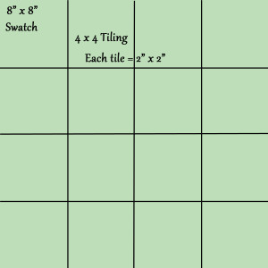 Calculating Tile Size