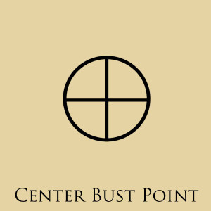 Center Bust Point