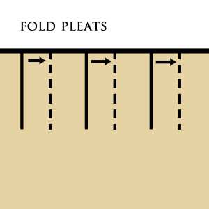 Pleat Folds