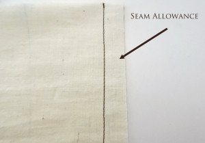 Seam Allowance