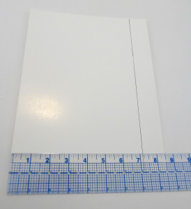 Measuring Comic Board