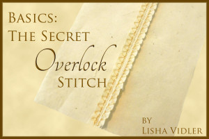 The Secret Overlock Stitch