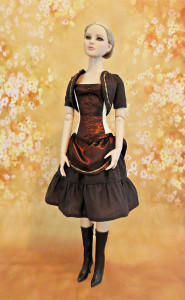 Steampunk Doll Costume