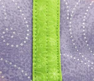 Strap Stitching
