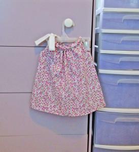 Pink Infant Dress