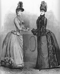 Visiting Dresses