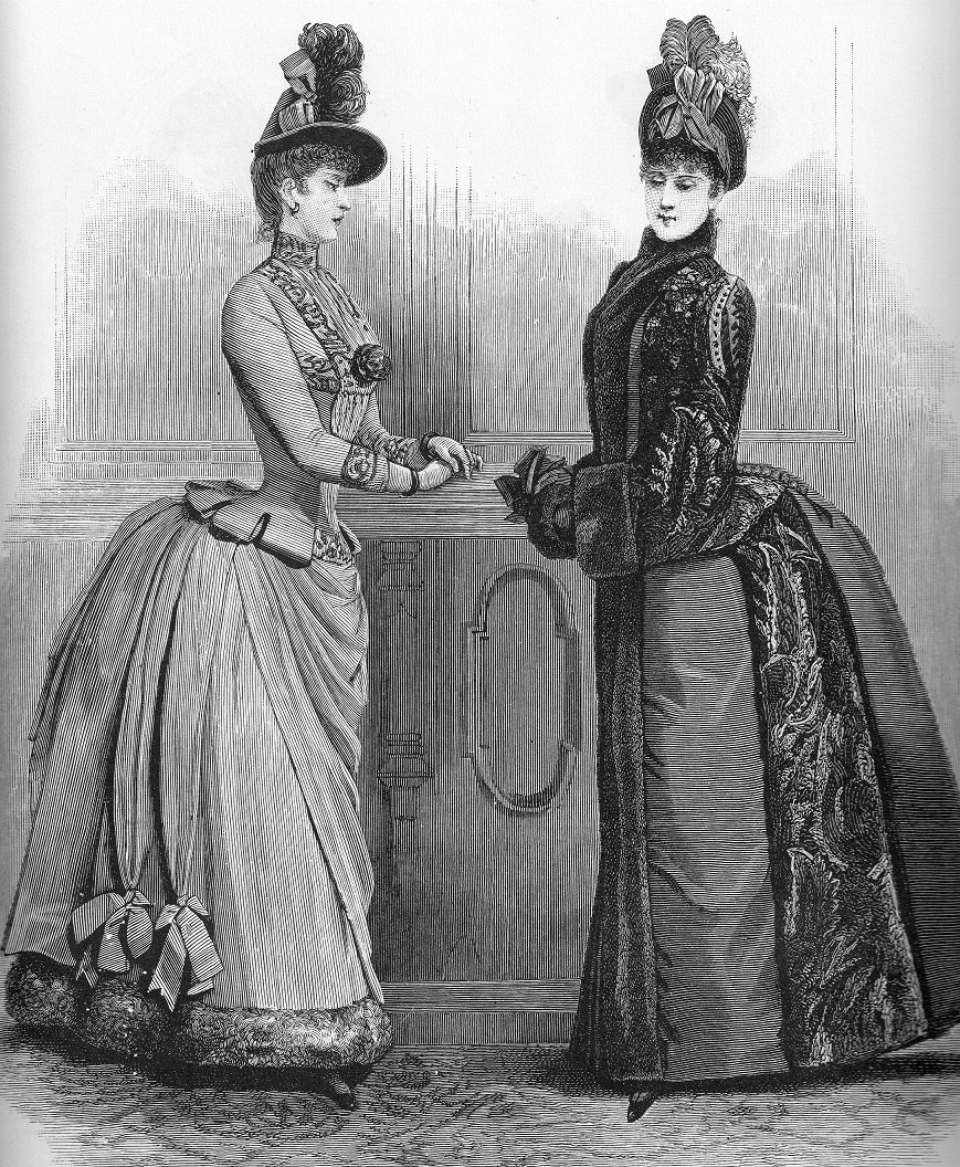 What to Wear: Rules for Victorian Dressing, Part I | Yesterday\'s Thimble